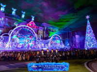 「ユニバーサル・クリスタル・クリスマス」を「関ジャニ∞」が開幕宣言!