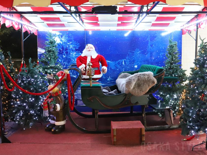ドイツ・クリスマスマーケット大阪 2019