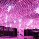 堺市役所高層館21階展望ロビーのイルミネーション