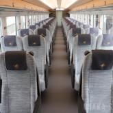 近鉄・新型名阪特急「ひのとり」のレギュラー車両