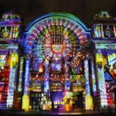 大阪市中央公会堂でプロジェクションマッピング「Art of Light ~Projection Mapping~」