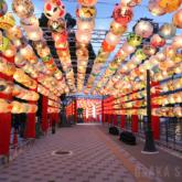 OSAKA光のルネサンス2019 =台南・光の廟埕=