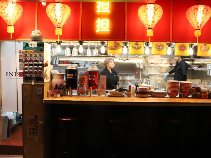 KOBE ENISHI(担々麺専門店)