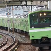 運行を終えるJR西日本「201系」