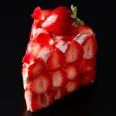 プレミアムスイーツ「あまおうショートケーキ」