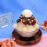MINGYU:小豆のかき氷