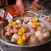 台湾夜市 肉ビアガーデン【なんば星空酒場 肉ビア】