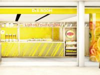 Lipton TEA STAND Fruits in Tea