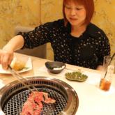 「きっしゃん 松 永楽町店 」は全席無煙ロースター完備