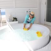 「URBAN CAMP HOTEL Marble Beach」全室にジャグジー