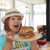 「ALL GOOD BURGER」のハンバーガー