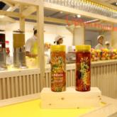 Lipton TEA STAND Fruits in Tea