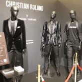 ローランドさん初のアパレルブランド「CHRISTIAN ROLAND(クリスチャン ローランド)」