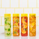「Lipton TEA STAND Fruits in Tea」のフルーツインティー