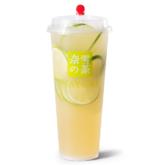 「奈雪の茶 道頓堀店」奈雪レモネードジャスミン