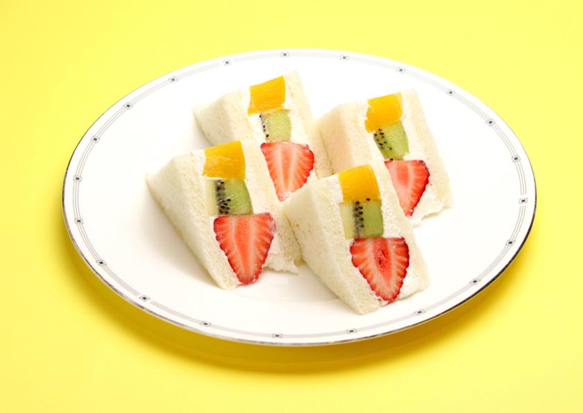 ミックスフルーツ サンド