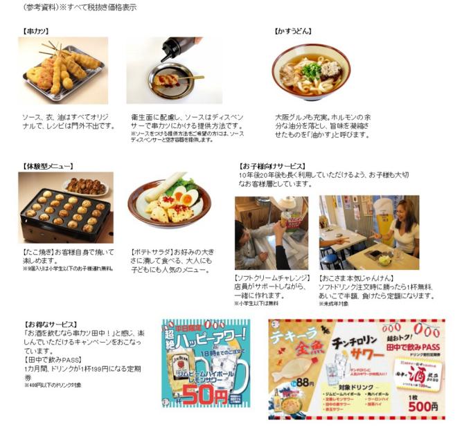 串カツ田中 近鉄八尾店