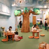 マイクロブタカフェ「マイピッグカフェ大阪店」