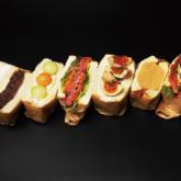 SHITTORIのサンドイッチ
