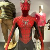 映画「スパイダーマン3」の撮影で使用されたコスチューム