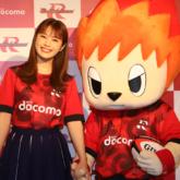 渋谷凪咲とレッドハリー