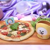 マルゲリータピザ セットメニュー例