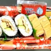 ちん電あなご寿司