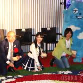 大阪インフィオラータ2020 with Flower's YELL オープニングセレモニー