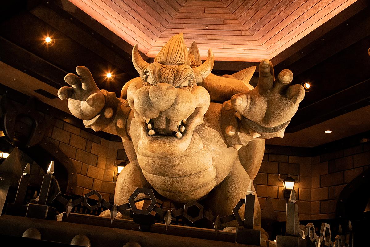 大魔王クッパが潜む「クッパ城」