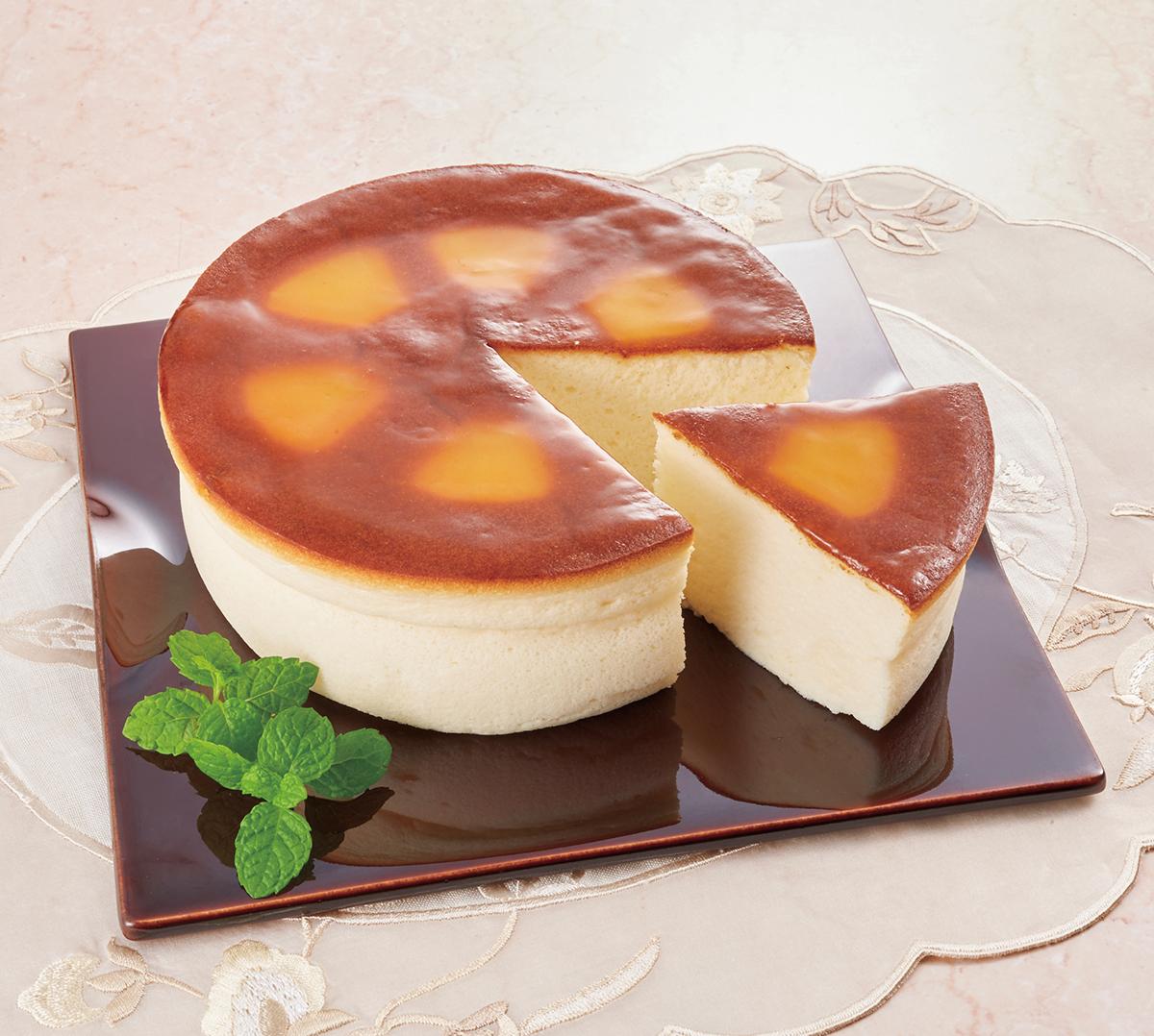 「アンデケン」チーズケーキ