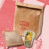 「スパイダーマン」クイーンズで1番の チキンサンドウィッチ