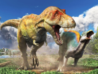 ティラノサウルス展 ~T. rex 驚異の肉食恐竜~