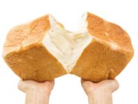 高級食パン専門店 「ルビーをつけながら」