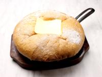 焼き立て!台湾カステラパンケーキ