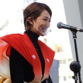 元宝塚歌劇団星組トップスターの紅ゆずるさん