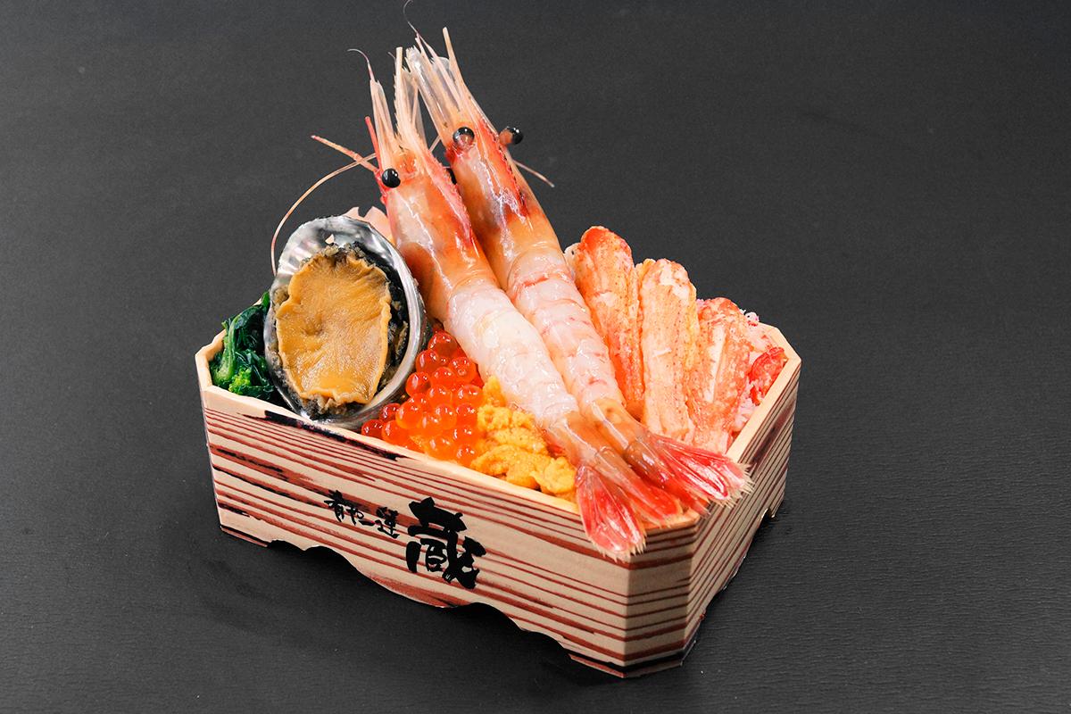「肴や一蓮 蔵」特選海鮮贅沢弁当