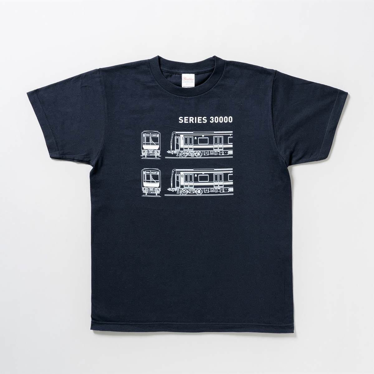 車両デザインTシャツ