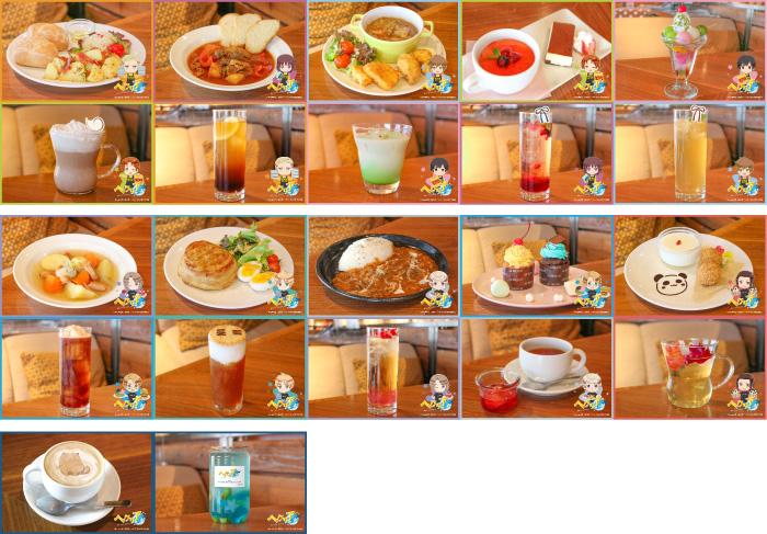 アニメ「ヘタリア World★Stars」× TOWER RECORDS CAFE