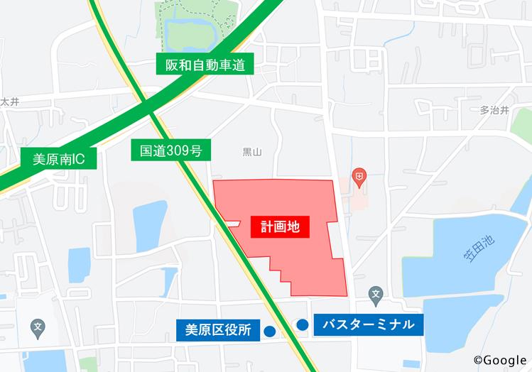 (仮称)三井ショッピングパーク ららぽーと堺