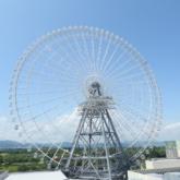 日本一の大観覧車「オオサカホイール」