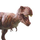 ティラノサウルスのロボット