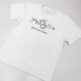 ドジっ子メイドタンクトップくんのおしゃれカフェTシャツ<M/L/XL>