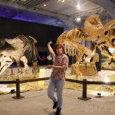 ティラノサウルス展 ~T.rex驚異の肉食恐竜~