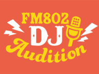 FM802がDJオーディション