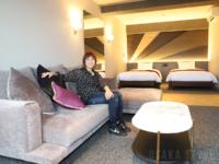 「Willows Hotel 大阪新今宮」のラグジュアリーツイン