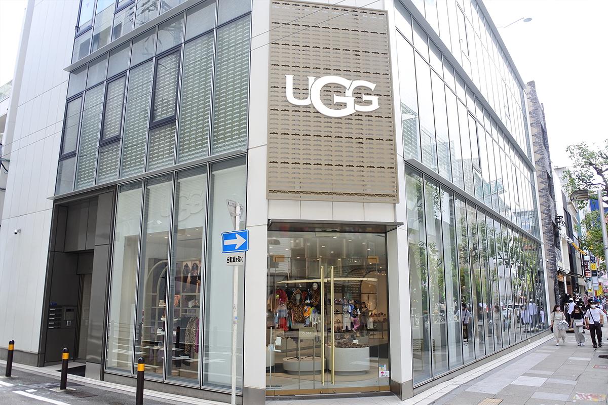 UGG大阪店
