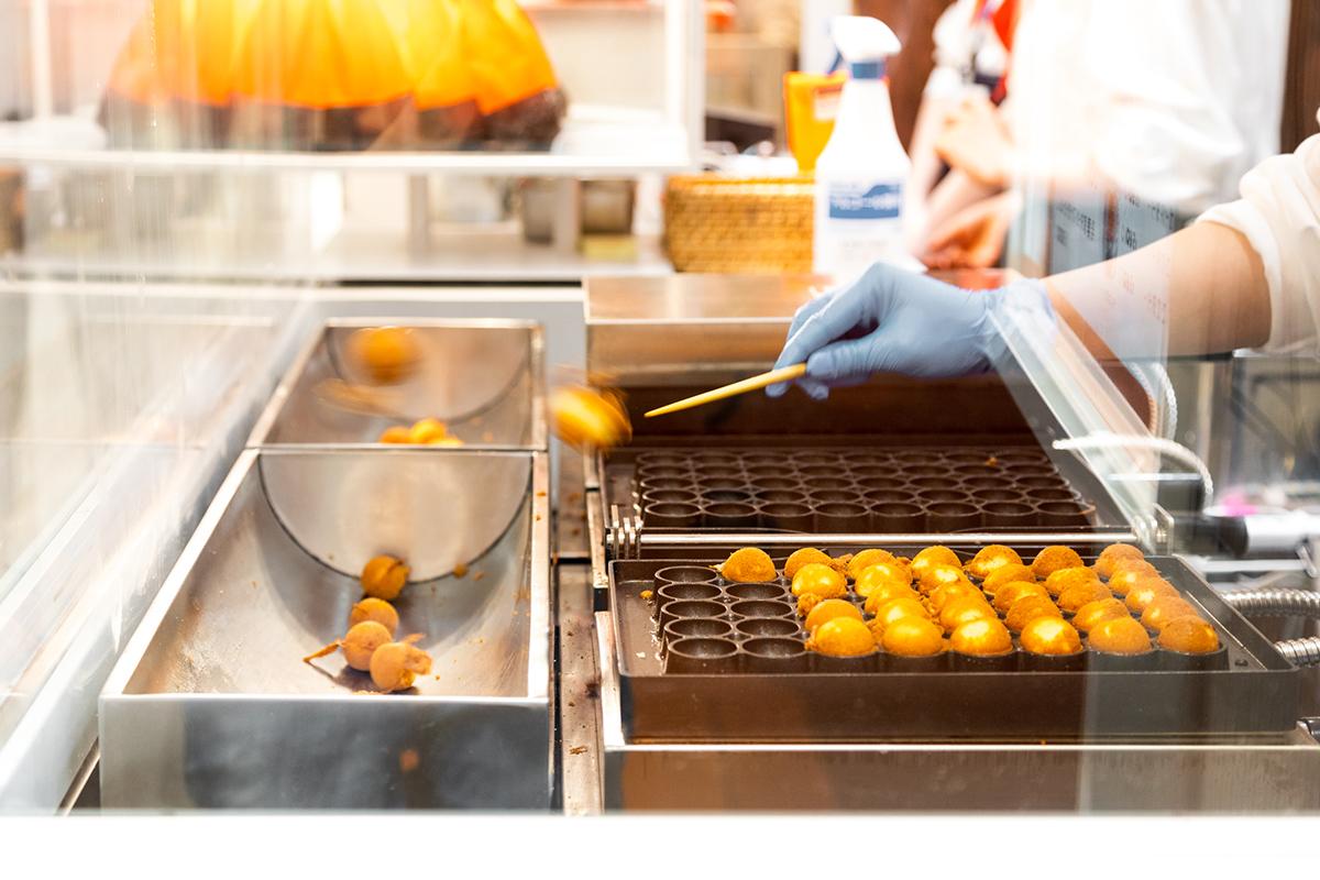 フランス産発酵バターを贅沢に使用したバターカステラ