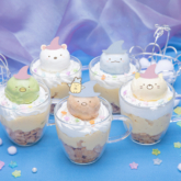 kawara CAFE&DINING 心斎橋店(大阪市中央区、心斎橋オーパ 9階)に10月20日、「すみっコぐらしカフェ」が期間限定オープンする。